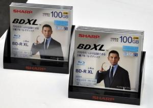 BDXL lub Blu-Ray XL, BD-R XL