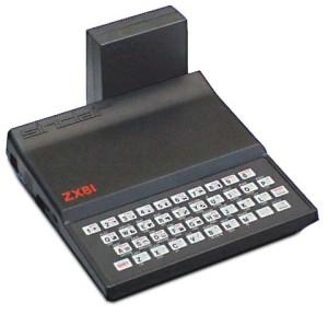 Komputer Sinclair ZX81